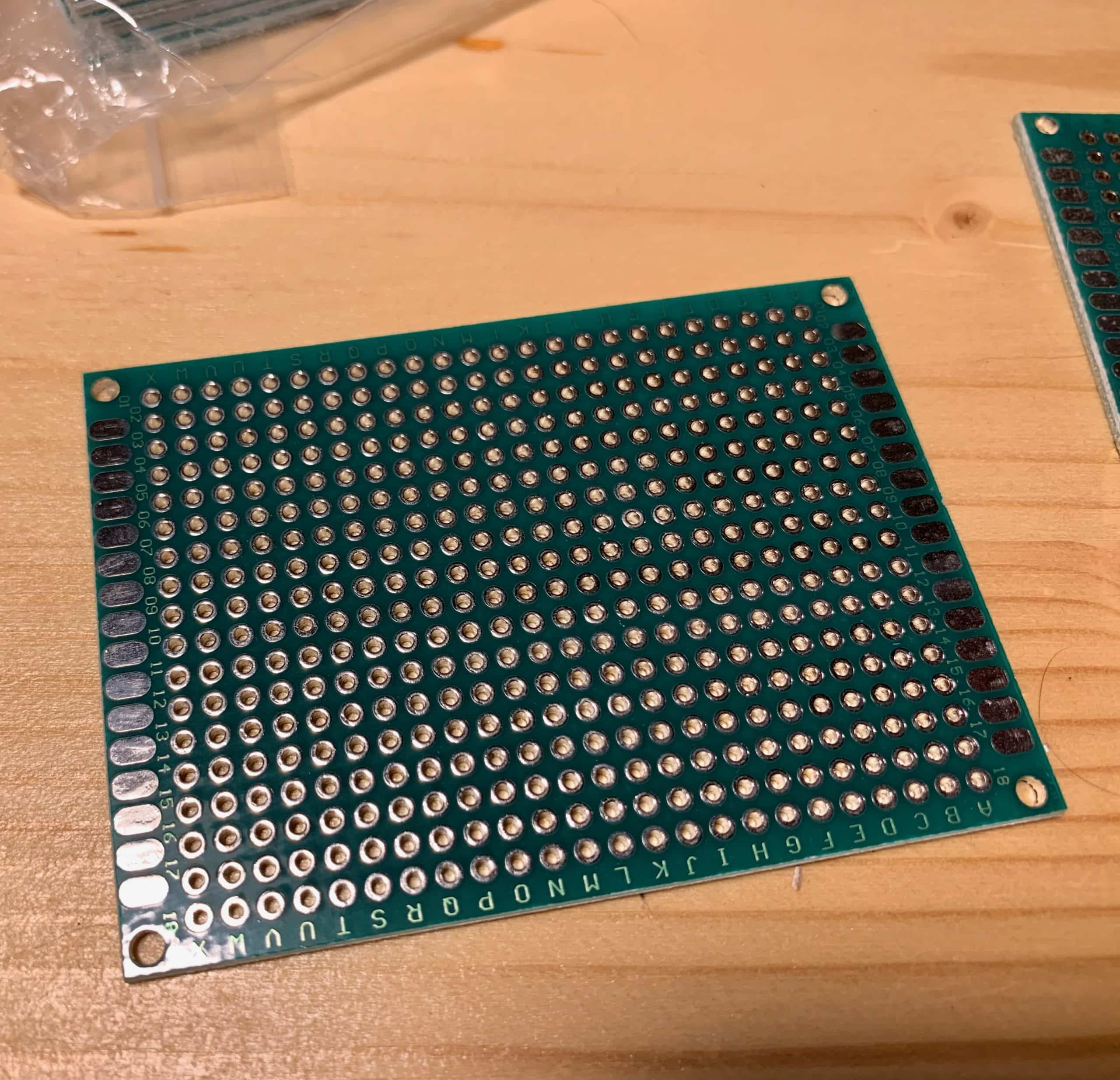 Double Sided Prototype PCB